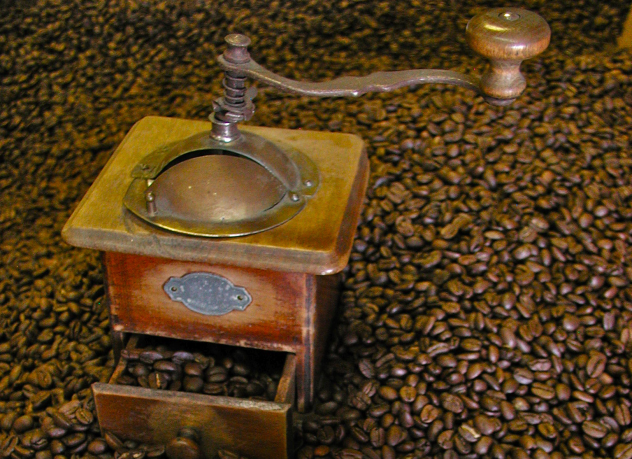 Kona Coffee Grinder